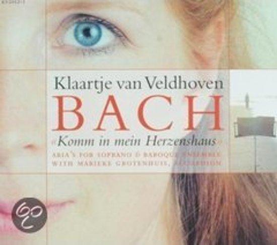 CD Klaartje van Veldhoven/Marieke Grotenhuis – Komm in mein Herzenshaus