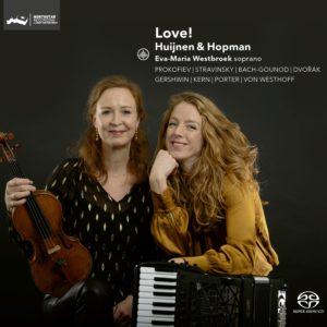 Huijnen & Hopman nieuw album Love!